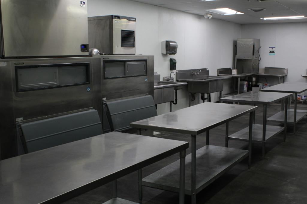 Commissary Kitchen Design